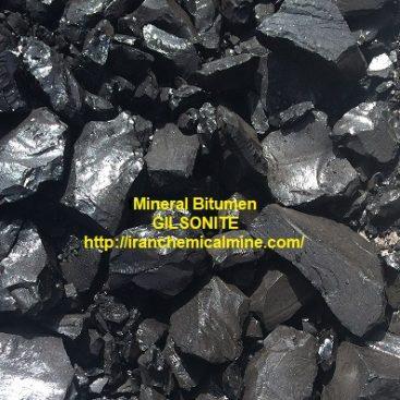 Mineral bitumen- Gilsonite