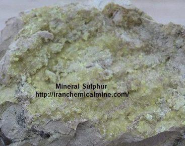 Mineral Sulphur | sulfur Iran